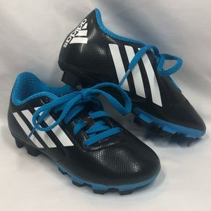 Adidas Kids Conquisto FG Soccer Cleats Size 12K